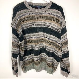 Vintage 90s Chenille Super Soft Hipster Sweater